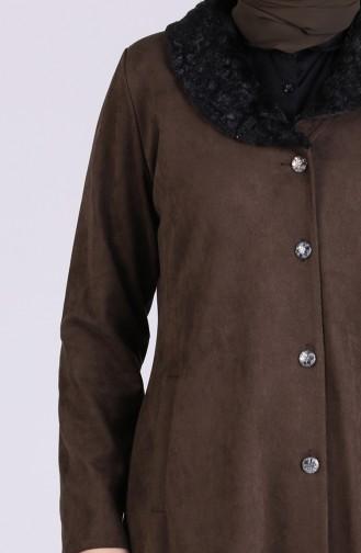Khaki Trenchcoat 4301-02