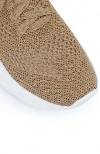 أحذية رياضية بني مائل للرمادي 1379.NUDE
