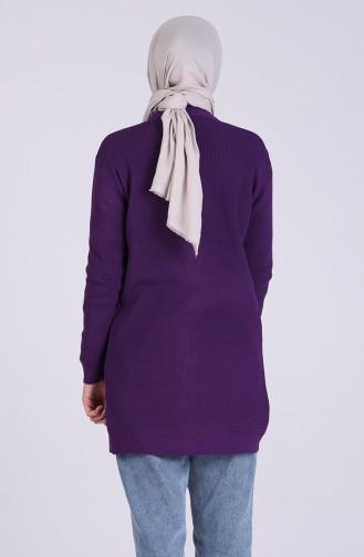 Purple Vest 5034-07
