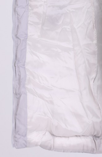 Gray Gilet 17081-02