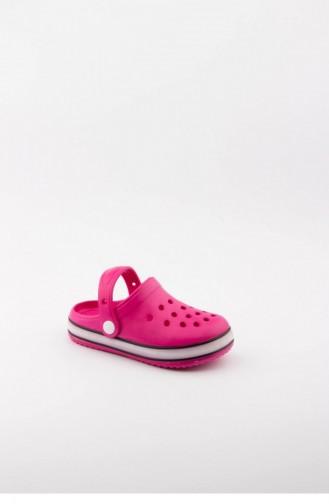 Pantoufles & Sandales Pour Enfants Fushia 3527.MM FUSYA