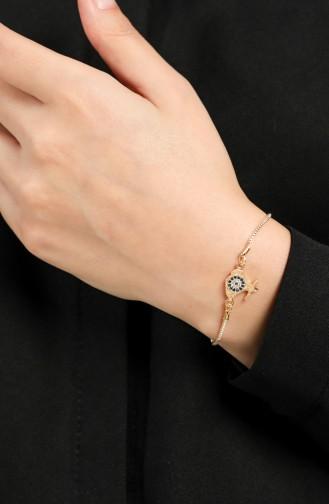 Bracelet Couleur Or 061-03