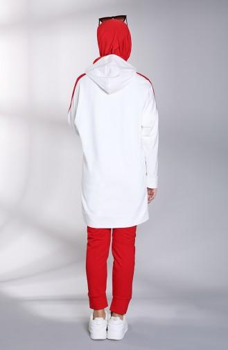 Survêtement Rouge 20043-10