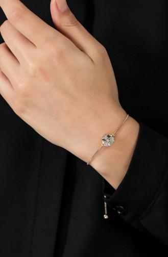Gold Colour Bracelet 147-03