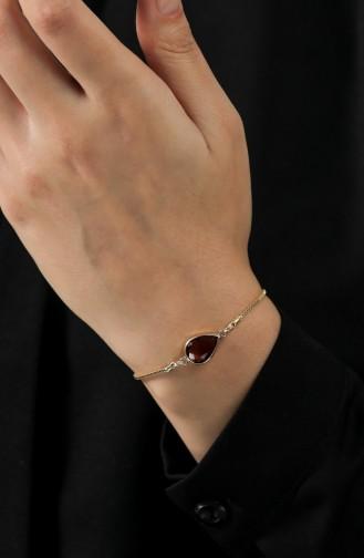 Gold Colour Bracelet 152-03
