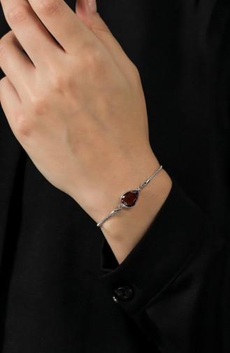 Silver Gray Bracelet 152-01