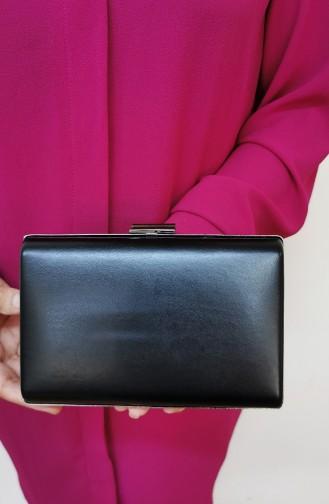 Schwarz Portfolio Handtasche 275101-201