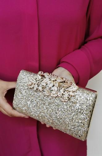 Goldfarbig Portfolio Handtasche 346110-207