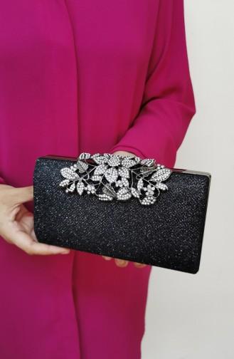 حقيبة يد أسود 346111-201