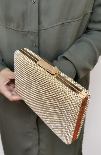 Goldfarbig Portfolio Handtasche 773113-207