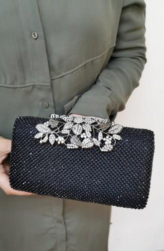 Black Portfolio Hand Bag 774113-201