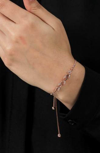 Bracelet Peau Rose 036-02