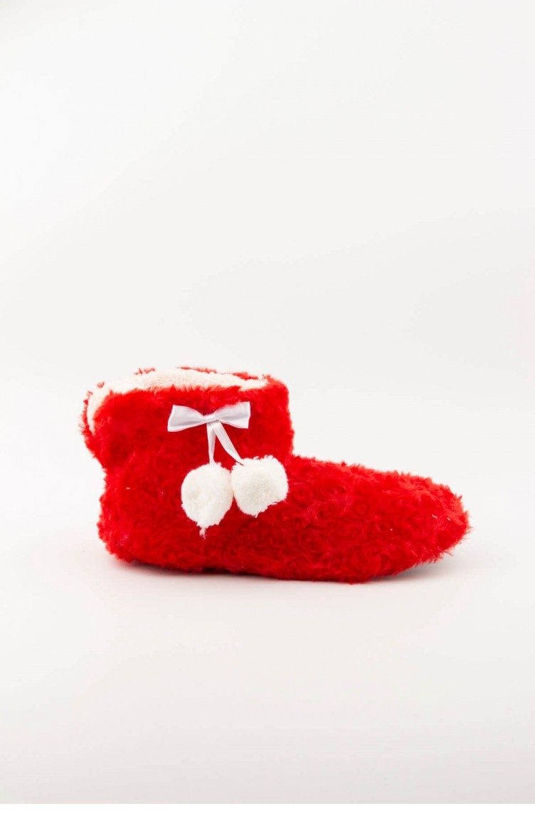 Red House Shoes 3565.MM KIRMIZI | Sefamerve