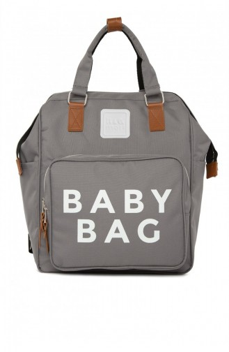 Grau Baby Pflegetasche 8682166061990