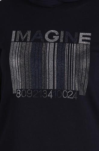 Survêtement Bleu Marine 7029-02