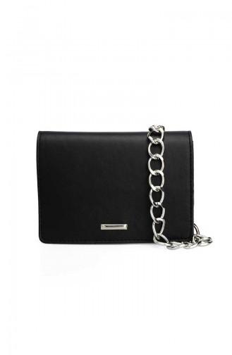 Black Shoulder Bag 169-04