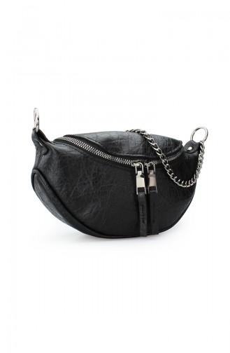 Black Shoulder Bag 172-11