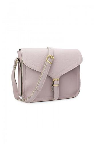 Lilac Shoulder Bag 173-06