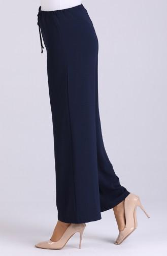 Navy Blue Pants 5001-08