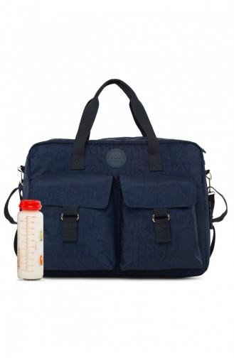 Dunkelblau Baby Pflegetasche 8682166062171