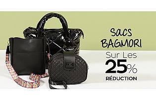 25% de Réduction Sur Les Sacs Bagmori