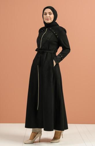 Black Abaya 0053-03