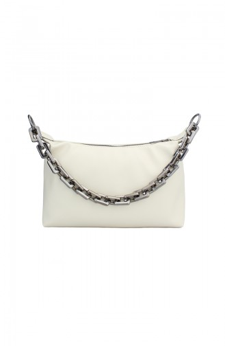 Cream Shoulder Bag 177-04