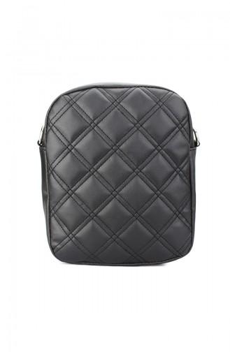 Black Shoulder Bag 188-06