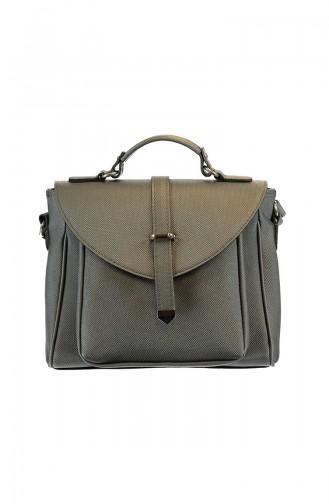 Anthracite Shoulder Bag 843-17