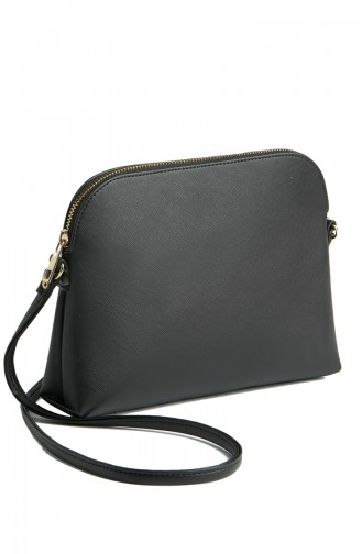 Black Shoulder Bag 00409