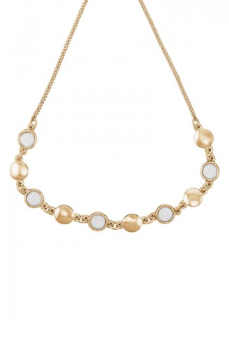 Golden Yellow Necklace 02003