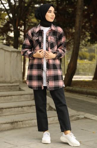قميص وردي 1125-05
