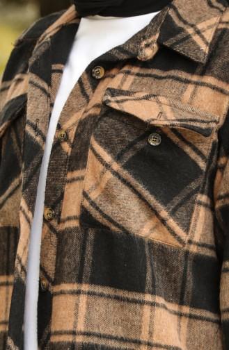 Brown Shirt 1125-06