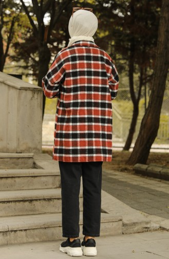 Tile Overhemdblouse 1126-02