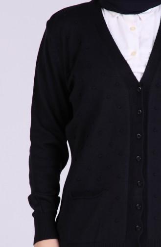 Navy Blue Vest 0510-01