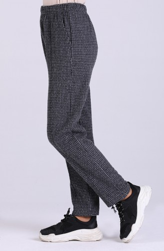 Winter Wide-Leg Pants 8116-01 Anthracite 8116-01