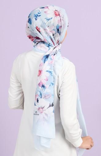 Ice Blue Sjaal 81003-01