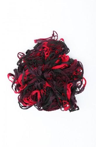 مشبك شعر أحمر 7005-02