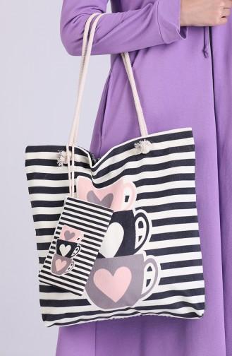 Cream Shoulder Bags 1019
