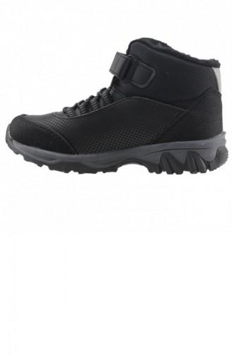 Chaussures Enfant Noir 19KAYAYK0000006_B