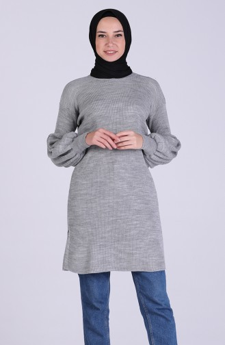 Pull Gris 0023-03