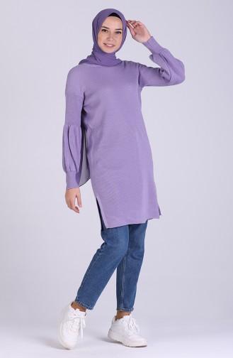 Lilac Sweater 0023-13