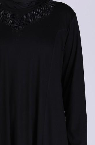 فستان أسود 0409-01