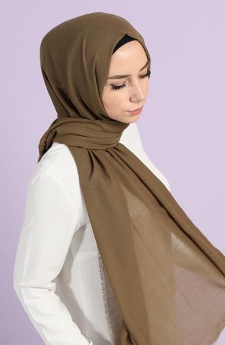 Khaki Shawl 10040-03