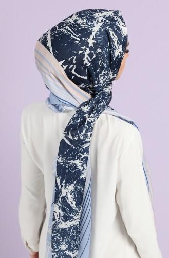 Ice Blue Sjaal 82000-05