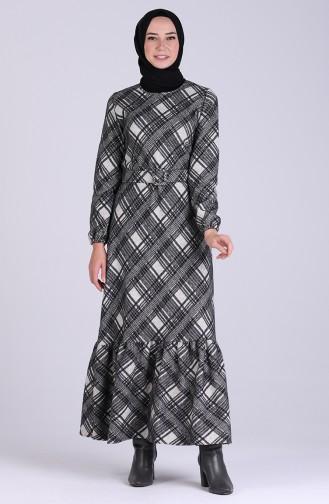 Robe Hijab Crème 5536-06