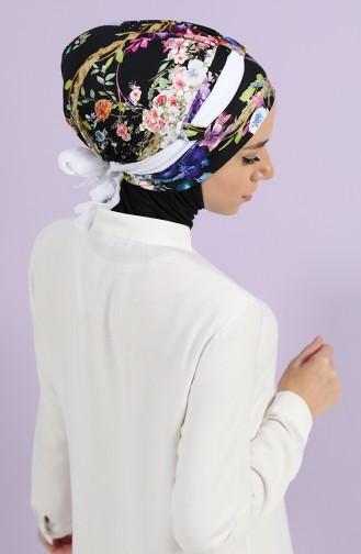 القبعات أبيض 0024-D-8-3