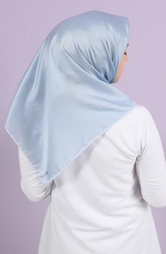 Babyblau Kopftuch 10100-06