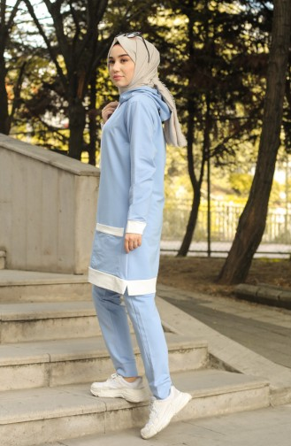 Dark Blue Sweatsuit 20046-17