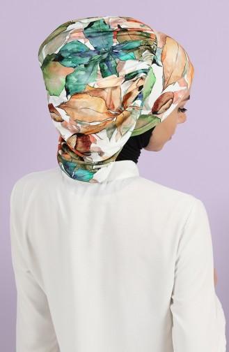 Khaki Bonnet 0025-D-3